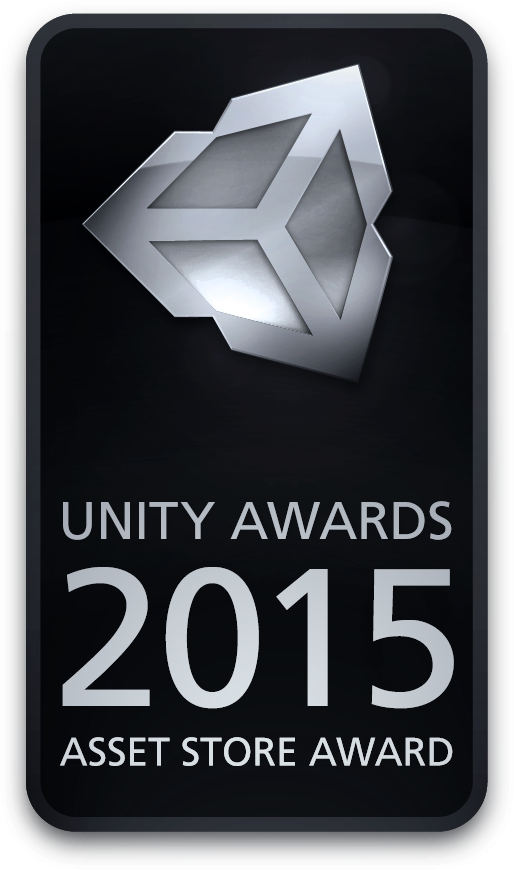 Unity Awards badge